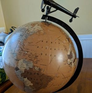 Other - World Time Globe